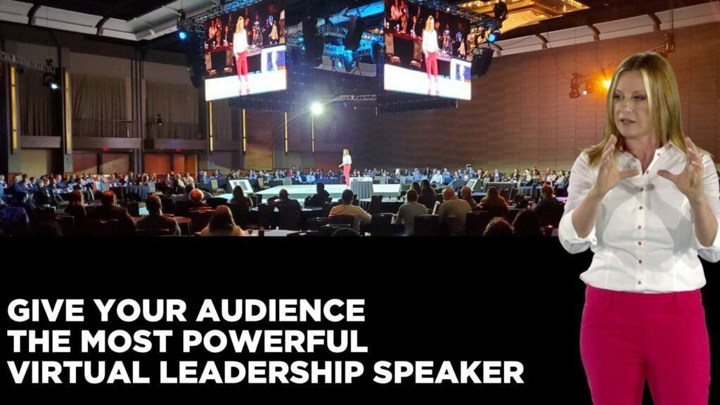 virtual leadership speaker