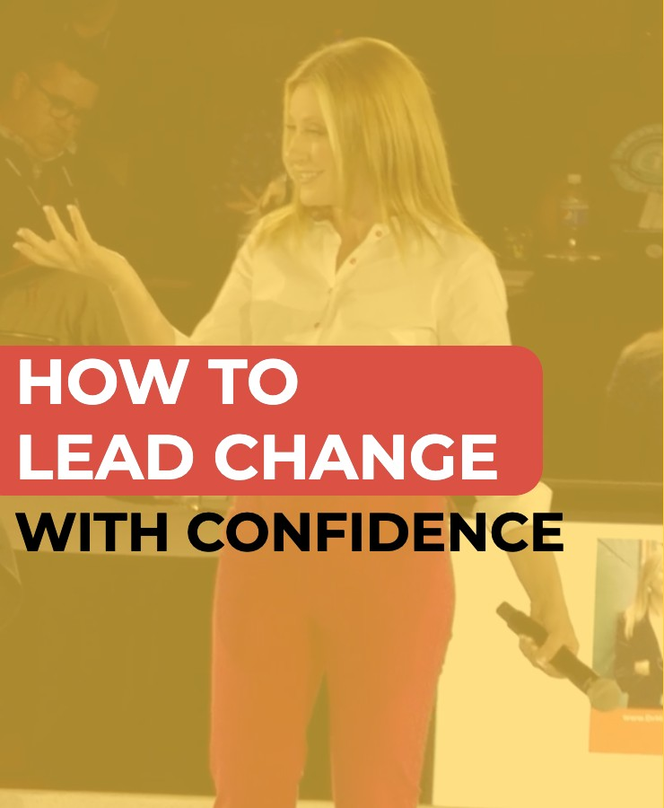 How to lead change with confidence