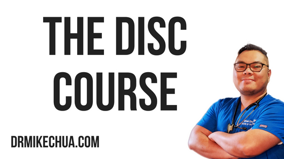 THE DISC COURSE