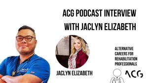ACG Podcast Interview With Jaclyn Elizabeth
