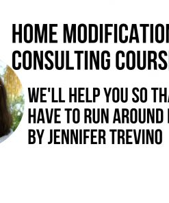 Home Modification Consulting Course Jennifer Trevino