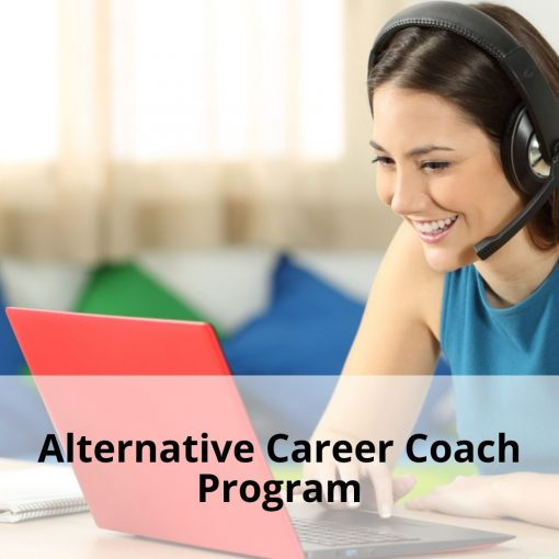 Alternative Career Coach Program