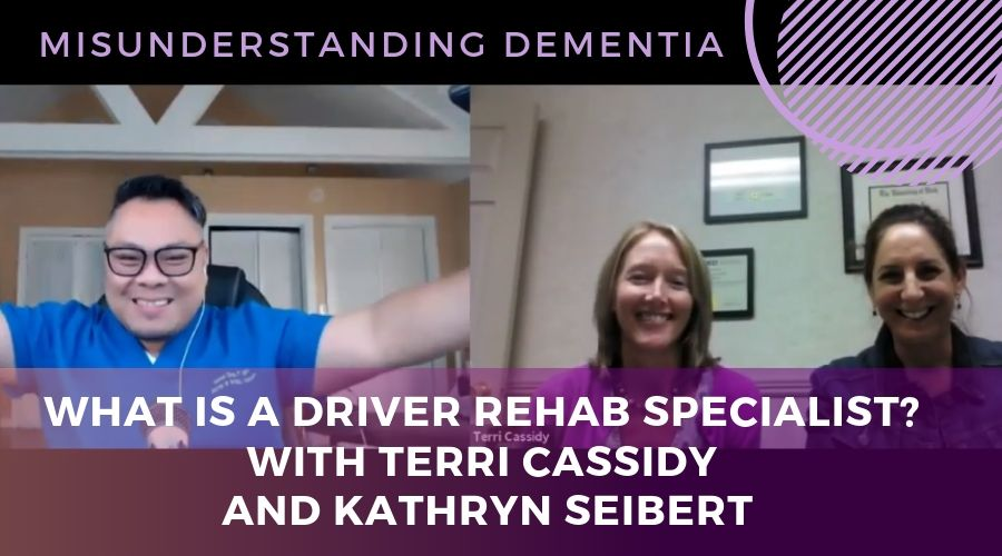Driver Rehab Specialist Terri and Kathryn