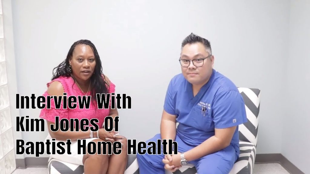 Kim Jones Of Baptist Home Health