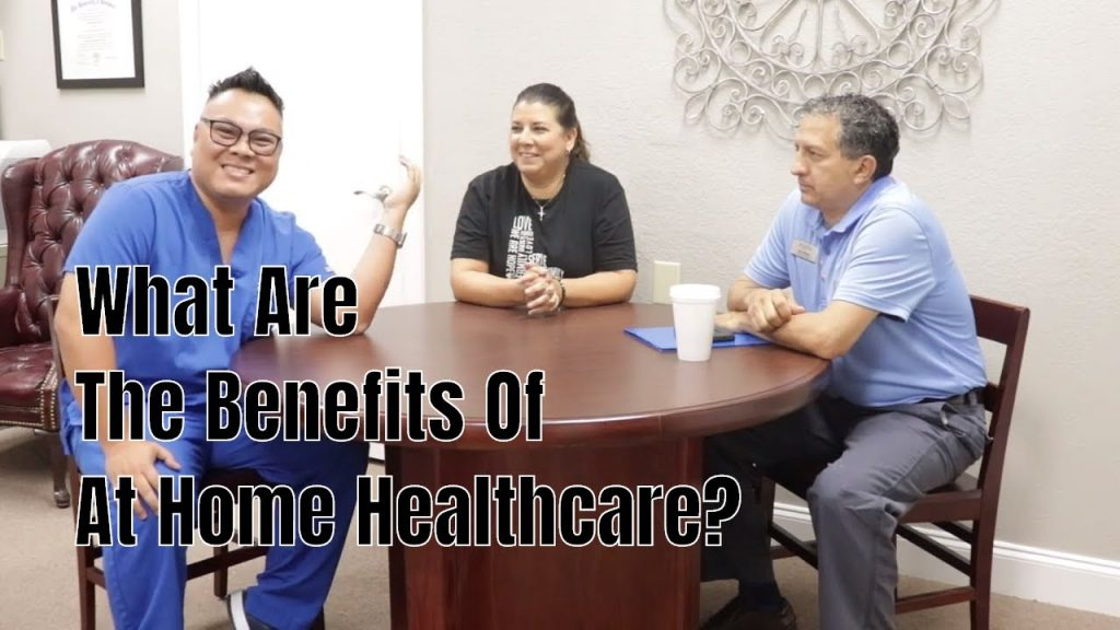 Benefits Of At Home Health Care
