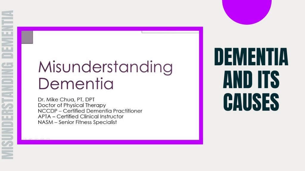 Dementia and its Causes