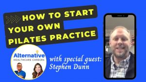 Pilates Practice With Stephen Dunn