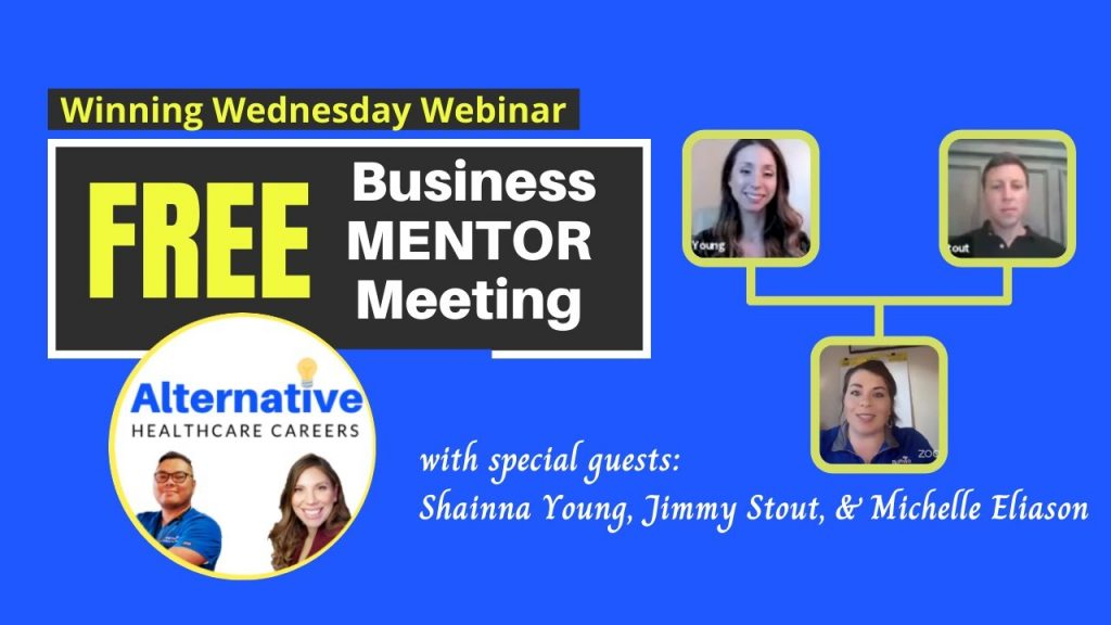 FREE Business MENTOR Meeting