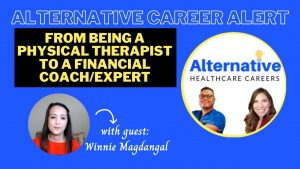 From being a Physical Therapist to a Financial Coach/Expert