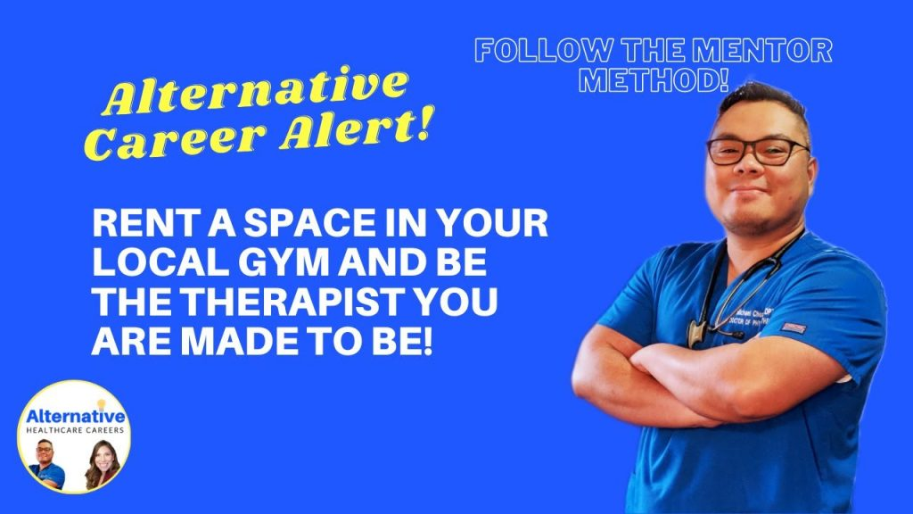 Rent a Space in your Local Gym