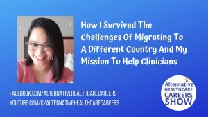 How I Survived The Challenges Of Migrating To A Different Country And My Mission To Help Clinicians