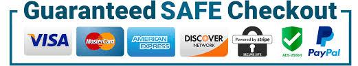 DRM Legal - secure site - trust badges