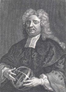 Nicholas Saunderson.