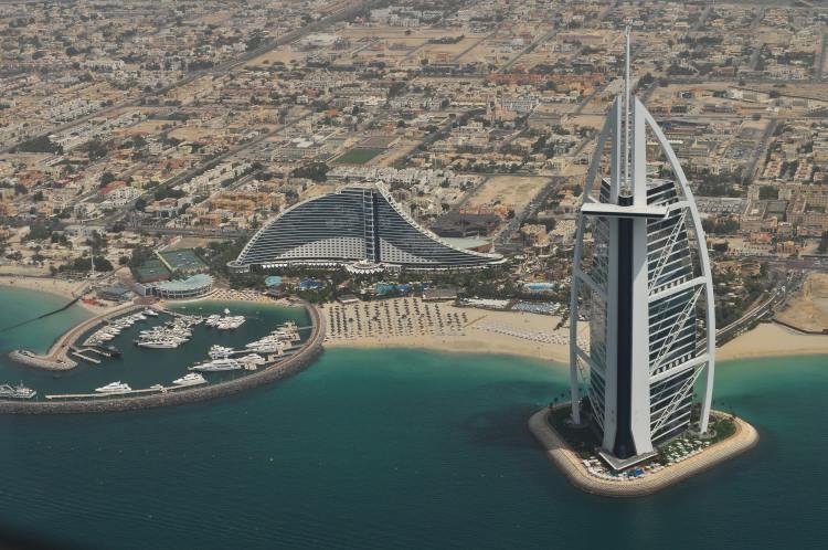 dubai burj khalifa - UAE Maritime law
