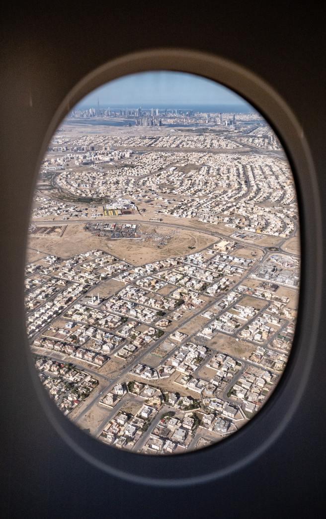 Libya's new Financial Regulatory Agency from the sky
