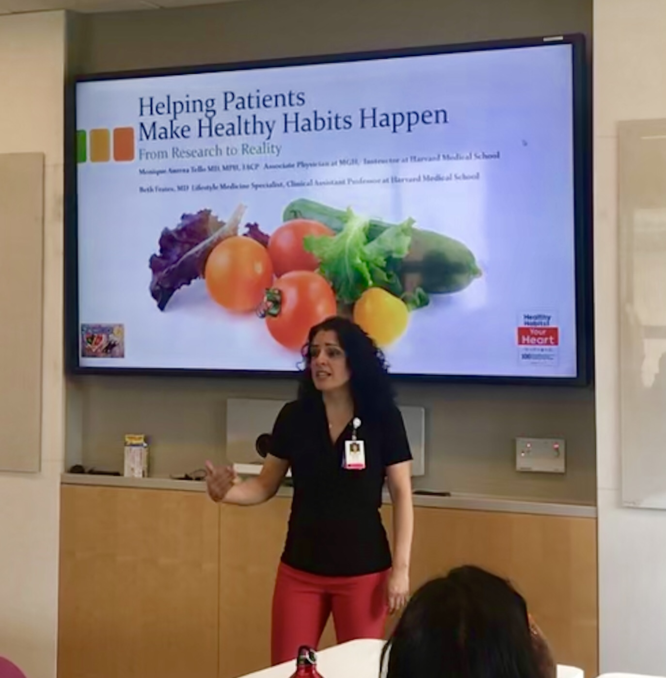 Healthy Habits: Talk the Talk, Walk the Walk!