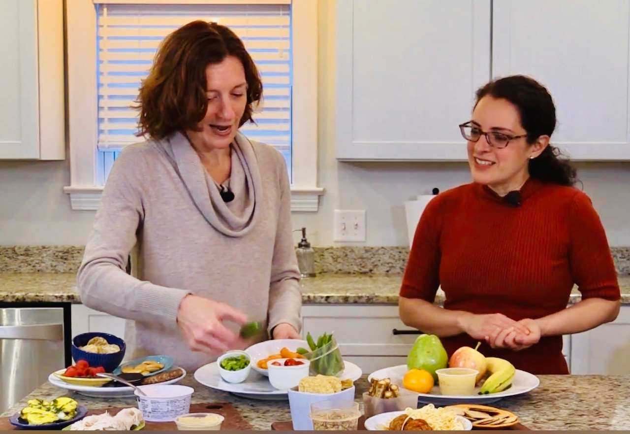 Healthy Living: Let's Get Real About Healthy Kids' Lunches with Tara McCarthy, RDN