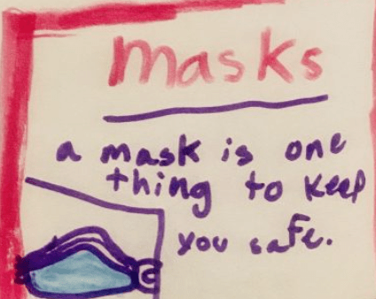 America, A Mask Is One Thing To Keep You Safe…
