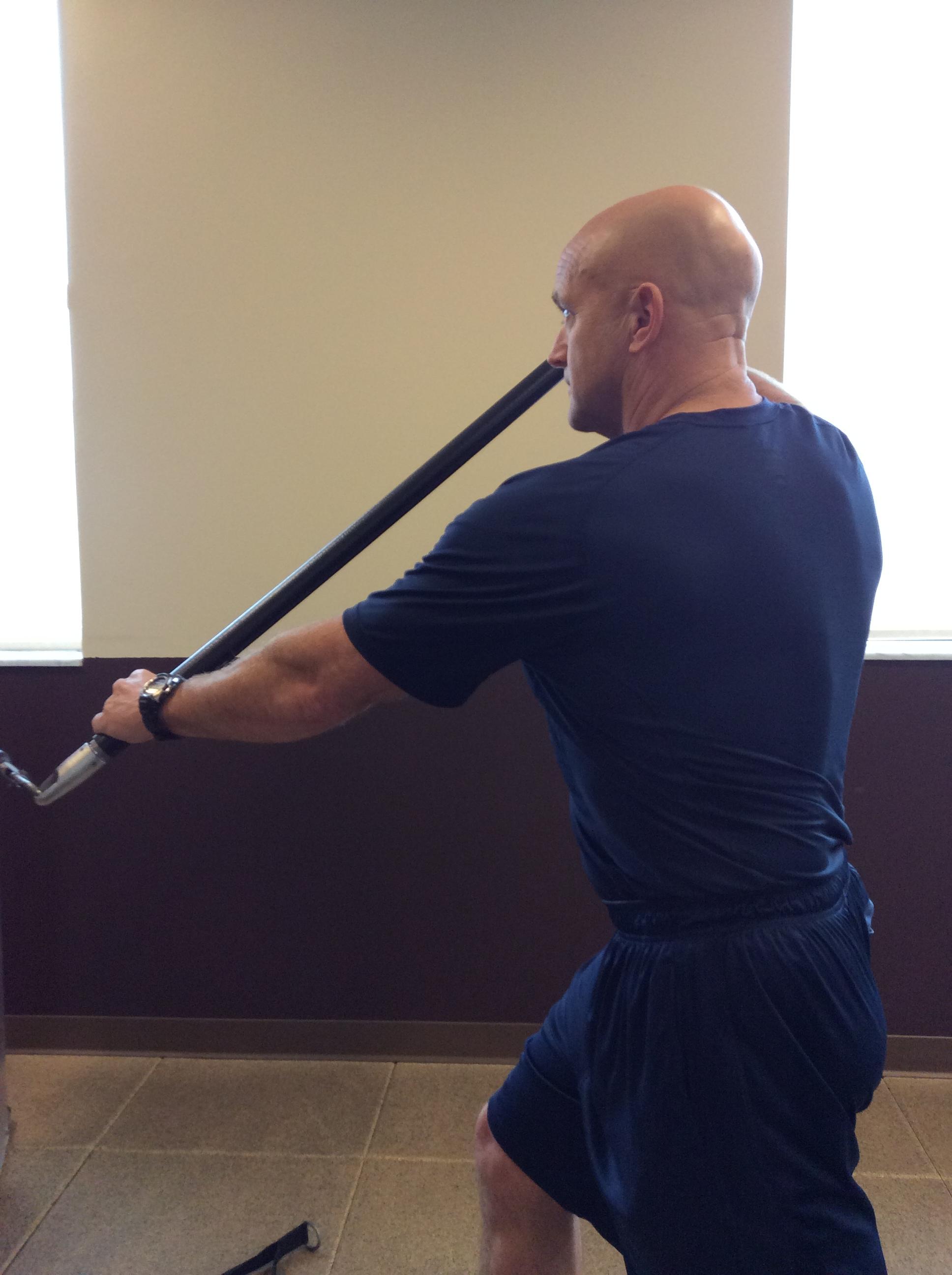 Functional Symmetry through Asymmetrical Training  Dr