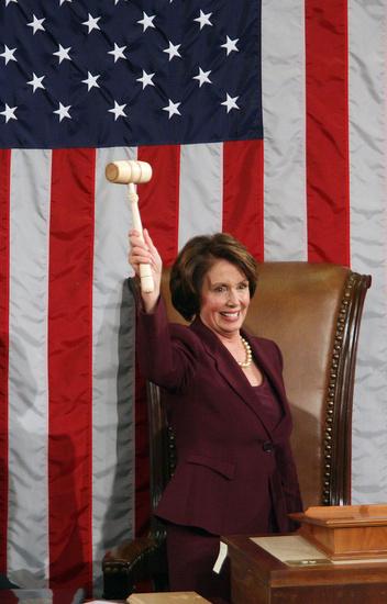 Nancy Pelosi - Speaker of the United States House of Representatives