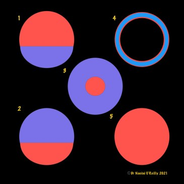 Five Ranks (of Ts'ao-tung) meets Purple Development