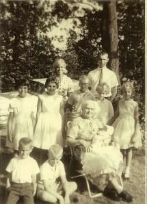 Grandma Niemczura with Baptism of Grandson Edward0001
