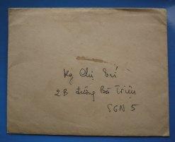 Sau lễ truy điệu ít lâu, bà quả phụ thiếu tá Nguyễn Thành Trí nhận được một lá thư. Bà rất muốn biết người gửi là ai vì nếu đó là một đồng đội cùng tham chiến với ông Trí thì lá thư sẽ là tư liệu hết sức có giá trị lịch sử (cung cấp nhiều chi tiết liên quan đến trận hải chiến Hoàng Sa).