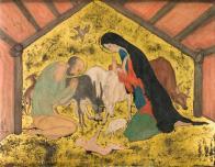 Thiên Chúa làm người (Tstranhugouharu Foujita -Nhật bản)