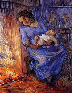 Giáng Sinh (Van Gogh 1898)