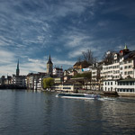 European rail trip, part 2: Zürich and through the Alps