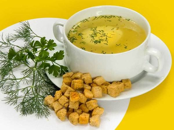 """суп """"СУПСИН"""" с сухариками на работе или дома!"""