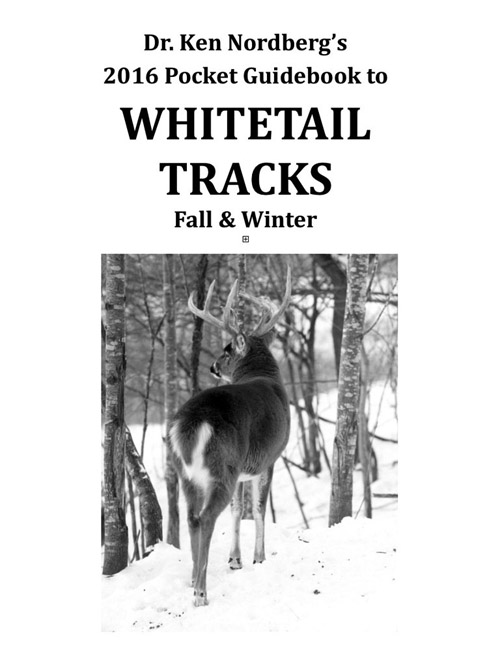 Dr. Nordberg on Deer Hunting & Bear Hunting, Track Guide Info