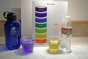 Ozaka Bottled Water