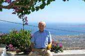 Dr Nicholas at Villa 2013
