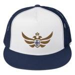 Navy/ White/ Navy