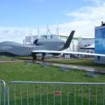 Euro-Hawk-Drohne der Bundeswehr, Bildlizenz: CC-BY-SA von TKN