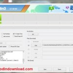 Samsung Odin 3.10.7 with Android ROM Flashing Tool