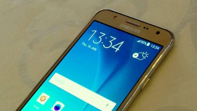 Samsung Galaxy  J5 Clone