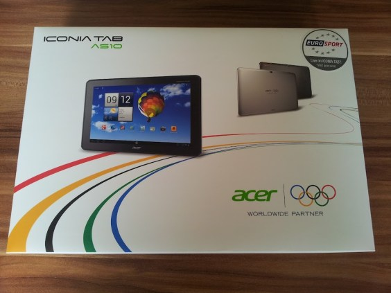 Acer Iconia Tab A510 Stock Firmware