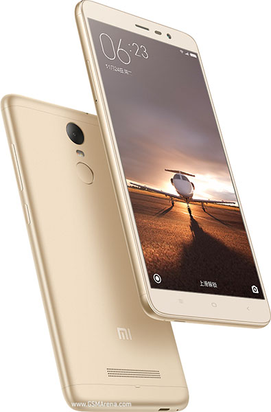 Xiaomi Redmi Note 3 Latest Firmware