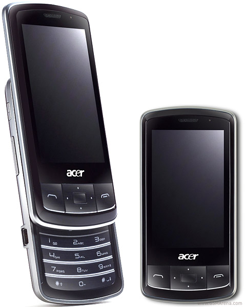 Acer beTouch E200 Stock Firmware And Flash Tools