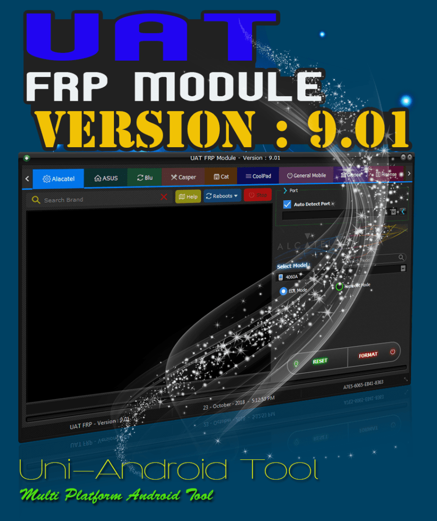 Uni-Android Tool FRP Unlock 9 01   Droid-Developers