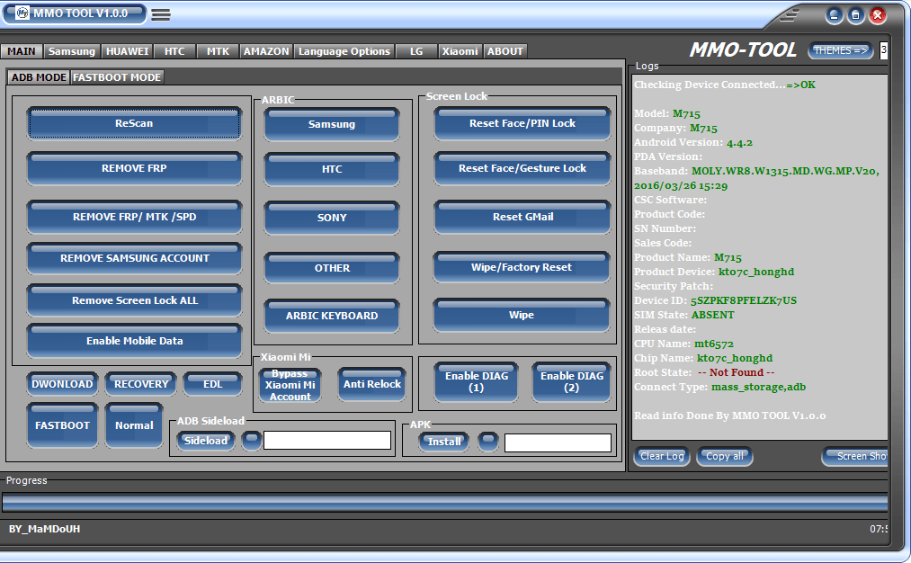 Download MMO Tools V1 0   Droid-Developers