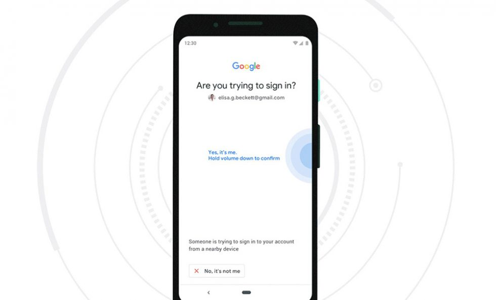Google Lets Your Phone Now Act as a 2SV Security Key, Here
