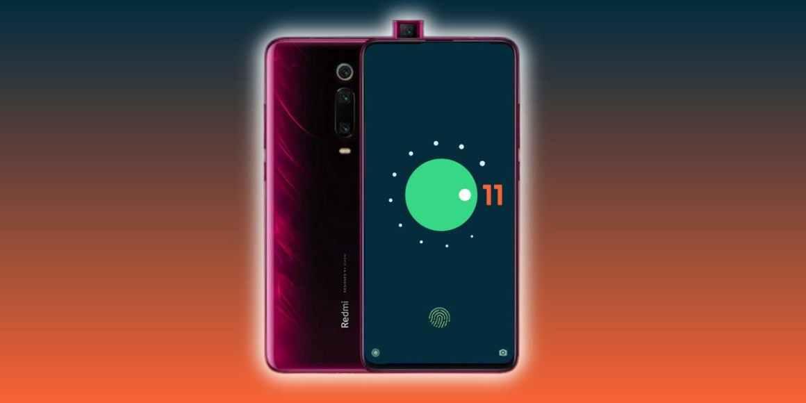 Android 11 custom ROM