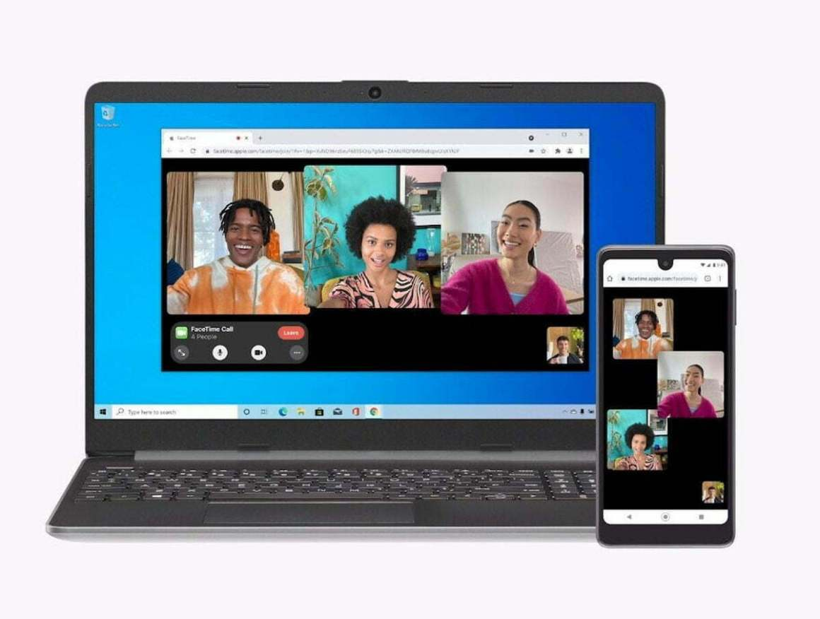 facetime on android and windows