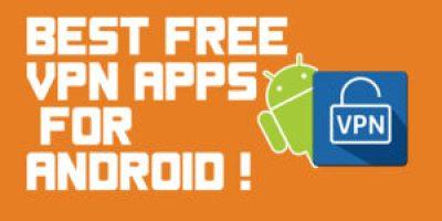 best free vpn app