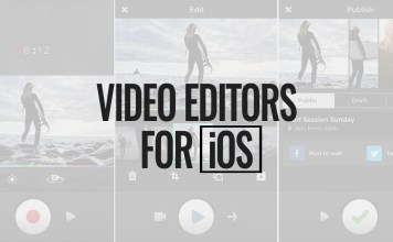 Top 10 Video editors for IOS Apple iPhone 6