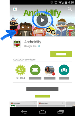 increase application downloads in google playstore