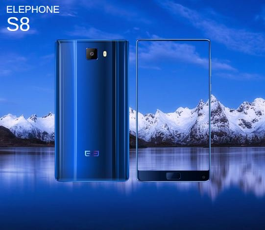 elephone s8 price in india